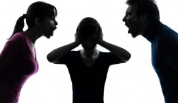 Yelling at teens reinforces bad behavior