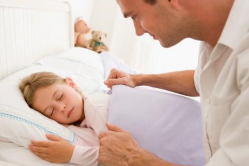 Regular bedtime may improve kids' behavior