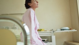 One time treatment for breast cancer