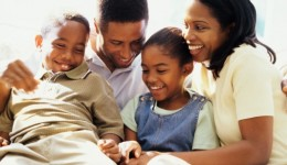 Parents' time with kids more rewarding than work