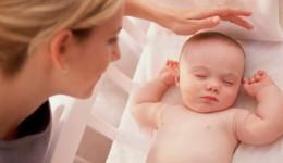 Sleep strategies for newborns