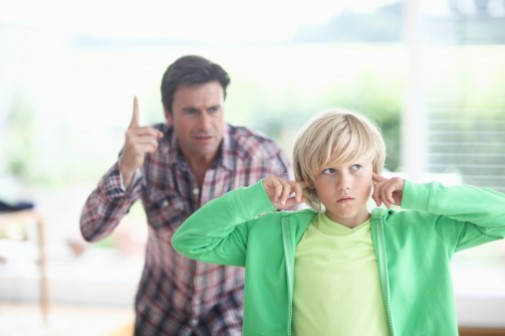 Long-term effects of child spankings