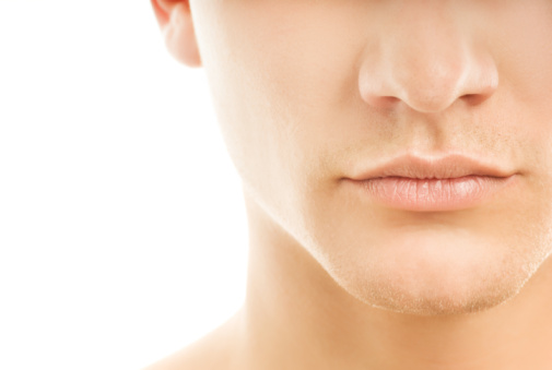 Why men's noses are bigger