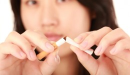 Quit smoking today for a healthier tomorrow