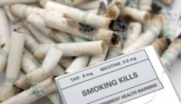 Smoking rates decline with graphic warning labels