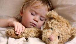 Toddlers' internal body clocks set real bedtime