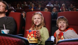 Child movies send mixed messages about weight