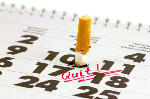 Top tips to quit smoking
