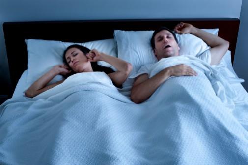 Sleep disorder linked to high blood pressure