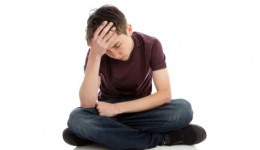 Depression risk greater for 'underweight' teen boys