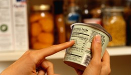 FDA calls for nutrition label revamp