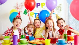 Hosting an allergy-free birthday party
