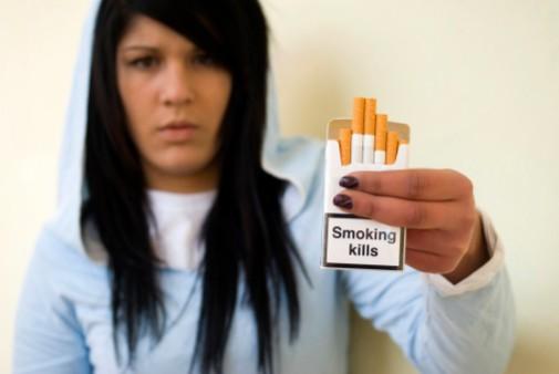 Anti-smoking campaign targets teens