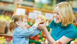 Kids' BMI rises with price of fruits and veggies