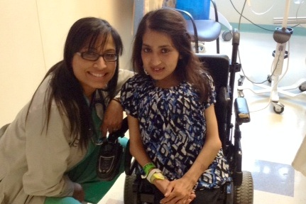 Treatments for young patient's heart defect helps her live fuller life