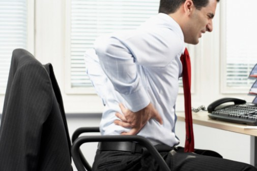 Lower back pain is the number one cause of disability worldwide