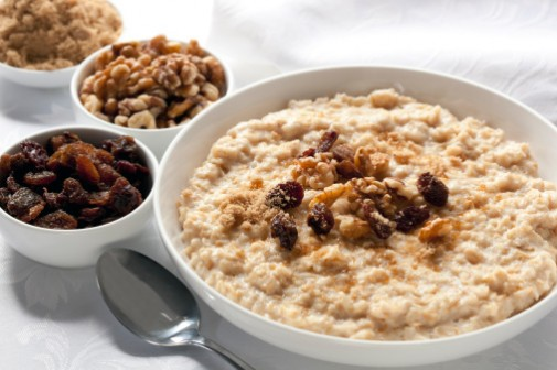 Eat oatmeal to help your heart