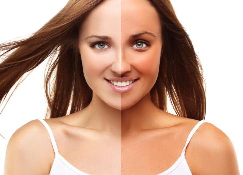 Dangers of spray tanning