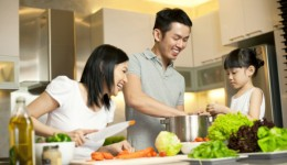 How to prep healthier, kid-friendly family dishes