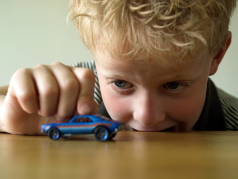 Kids' toys may contain toxins
