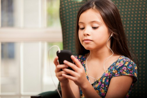 Should handheld devices be banned for kids under 12?