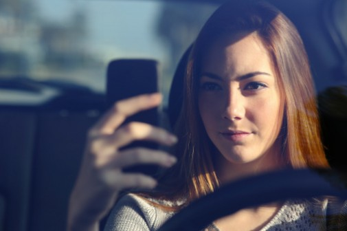 Distracted teens make driving dangerous for all