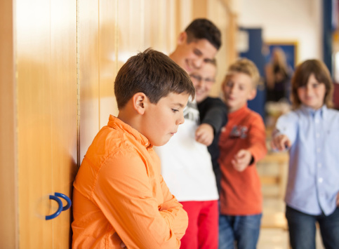 Childhood bullying carries scars well into adulthood