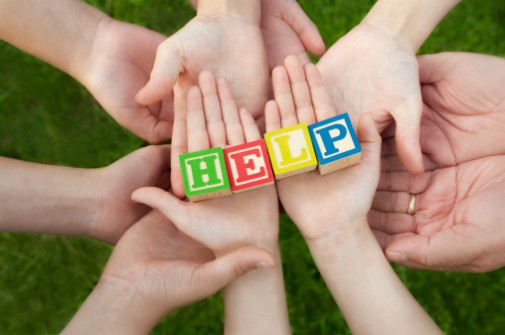 Community support helps families with autistic children