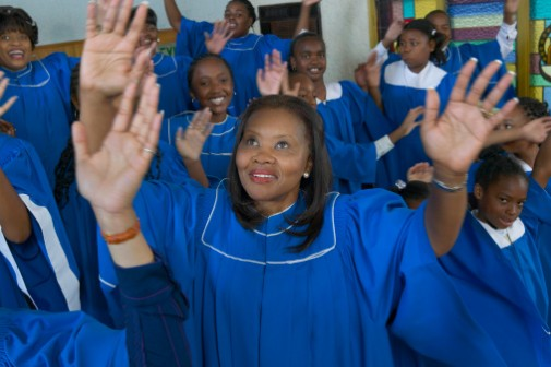 Gospel music can ease end-of-life anxiety