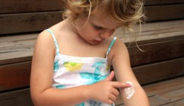 Kids eczema long-lasting