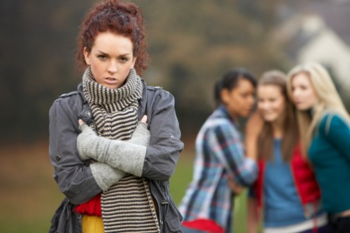 Even popular teens struggle with being bullied