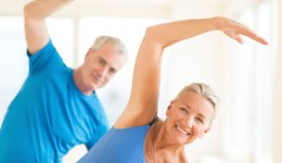 Senior fitness key to staying healthy longer