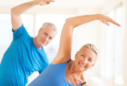 Senior fitness key to staying healthy longer