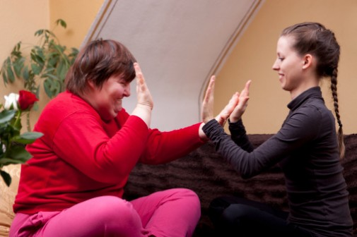 What is an occupational therapist?
