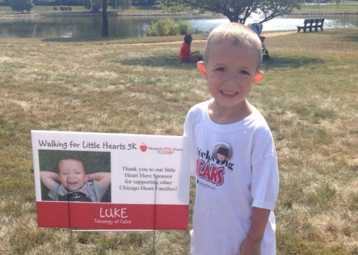 Mended Little Hearts provides support for parents