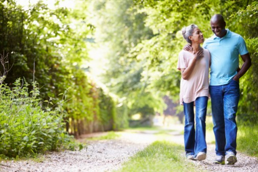 Daily exercise helps keep seniors independent
