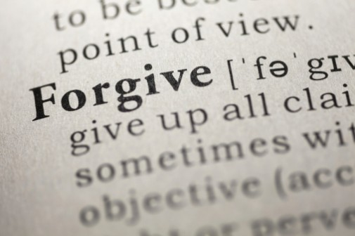 Forgive yourself; one step closer to healthy living