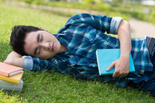 Keys to a healthy nap