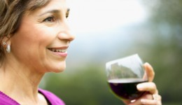 Red wine preventing cavities?