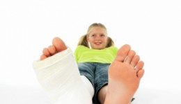 Why kids bounce back quicker after a broken bone