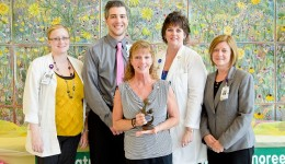 DAISY Award celebrates a special nurse