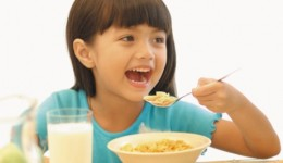 Fortified cereals put children at risk for vitamin overdose