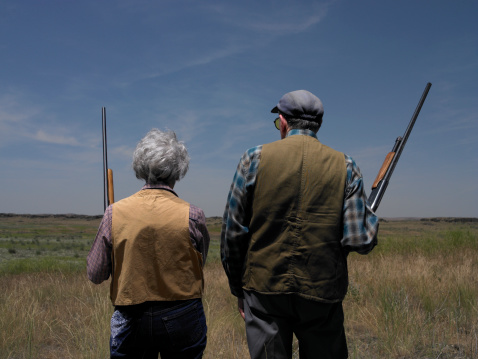 Questioning gun ownership for older adults