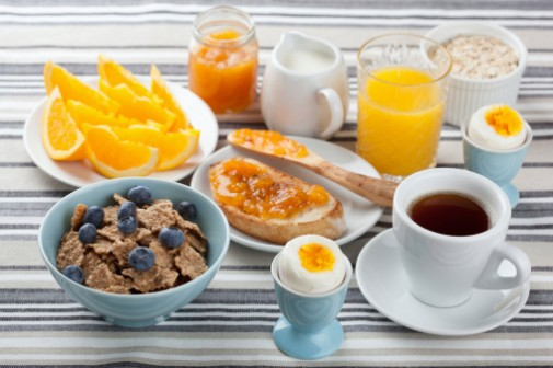 To eat or not to eat breakfast?