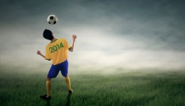 Soccer facial injuries not uncommon, study shows