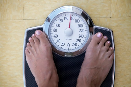 Could losing weight act as a sleep aid?