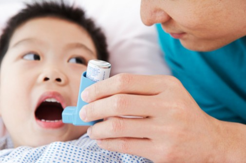 Can kids with breathing deficiencies still be active?