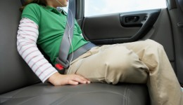 Fatalities increase with improper seat belt use