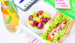 Kid's lunches set tone for performance