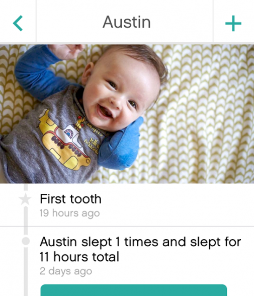 Does a wearable baby monitor take tech too far?
